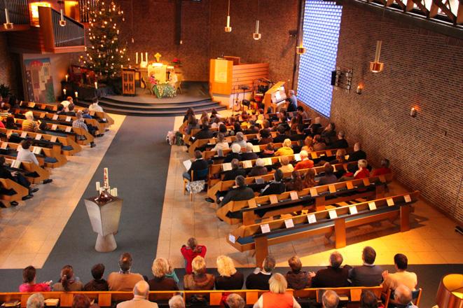 Bilder Gottesdienst